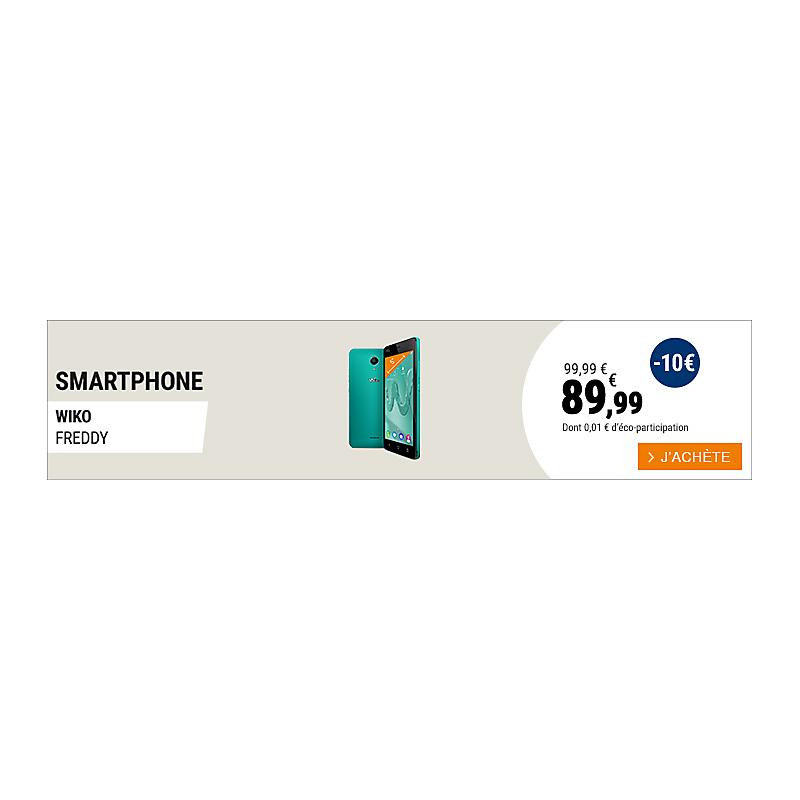 smartphone wiko - DM8