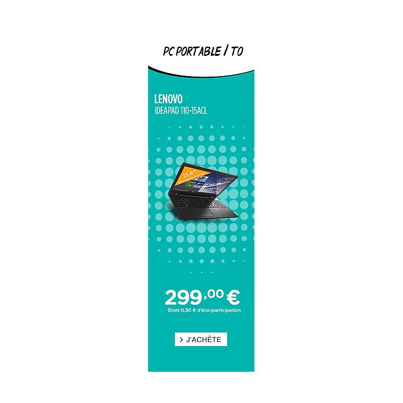 PC Lenovo (16G309G)