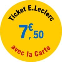 ticket leclerc