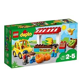 LEGO - LEGO® DUPLO® Ma ville - Le marché de la ferme - 10867 - 10867