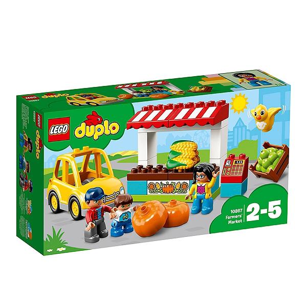 Duplo® La 10867 De Ma Marché Lego® Ferme Le Ville 354LAjR