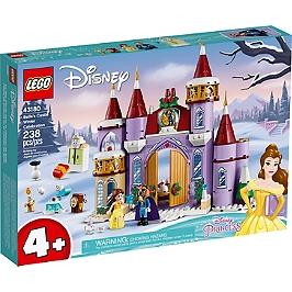 Lego® Disney Princess - La Fête D'hiver Dans Le Château De Belle - 43180 - 43180