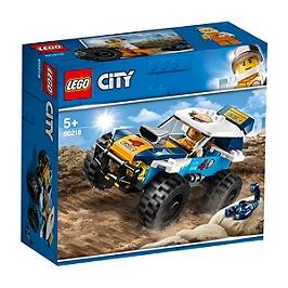 LEGO® City - La voiture de rallye du désert - 60218 - 60218