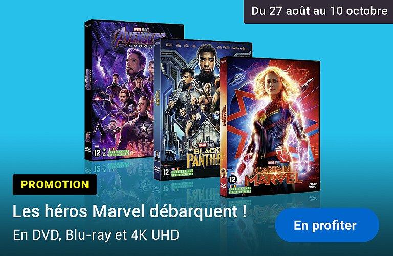 Promotion Marvel