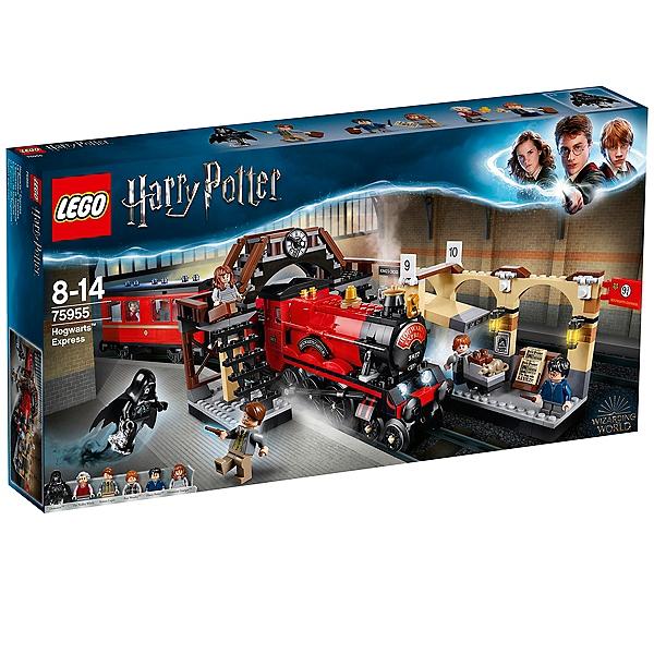 Le Express Pottertm Lego® Poudlardtm Harry 75955 OuXZTwkiPl