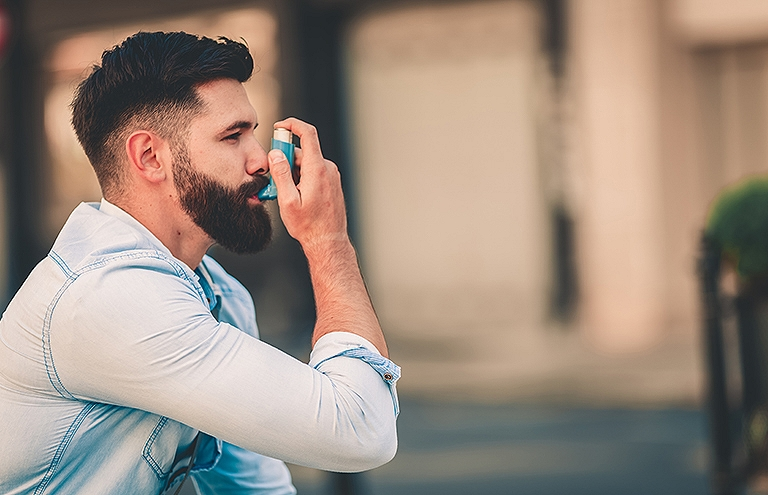 Comment Calmer une Crise d'Asthme Avec et Sans Ventoline® ?