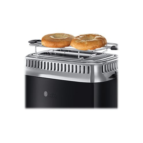 toaster retro classic russell hobbs 21681 56 e leclerc high tech. Black Bedroom Furniture Sets. Home Design Ideas