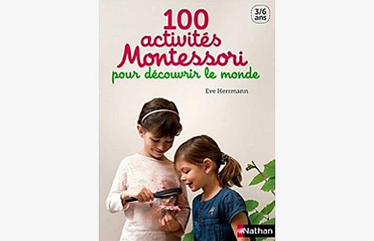 Montessori : à chaque âge son ouvrage