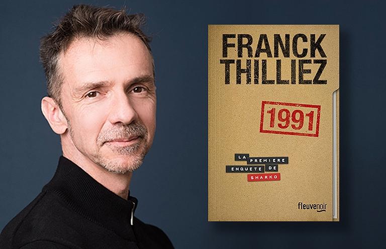 Interview Franck Thilliez