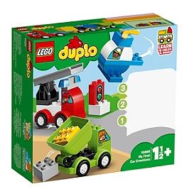 Lego® Duplo® Mes 1Ers Pas - Mes Premiers Véhicules - 10886 - 10886