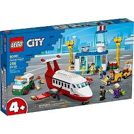 Lego® City - L'aéroport Central - 60261 - 60261