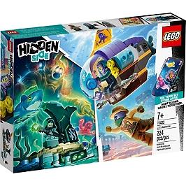 Lego® Hidden Side - Le Sous-Marin De J.B. - 70433 - 70433