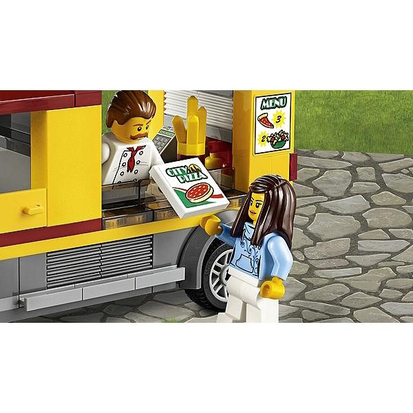 Pizza City 60150 Camion Lego® Le tdrhCsQx
