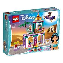Lego® Disney Princess - Les Aventures Au Palais De Jasmine Et Aladdin - 41161 - 41161