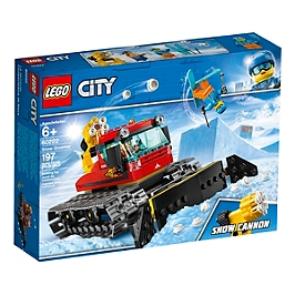 LEGO® City - La dameuse - 60222 - 60222