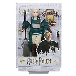 Poupee Quidditch  Drago Malefoy - Harry Potter - GDJ71