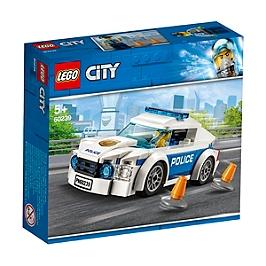 Lego® City - La Voiture De Patrouille De La Police - 60239 - 60239