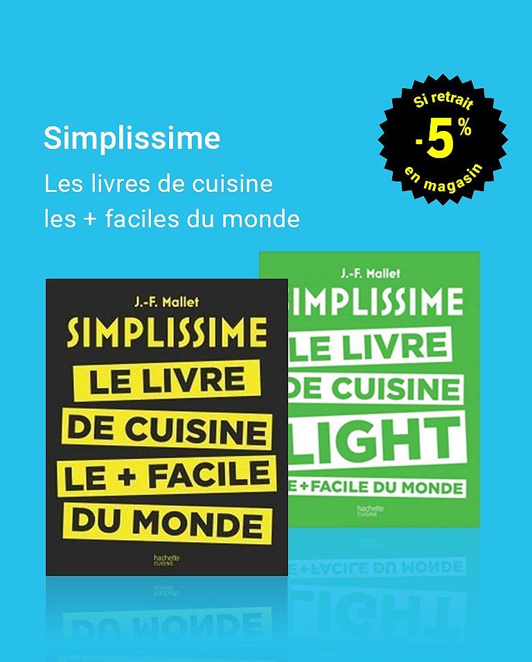 Simplissime - Les livres de cuisine les + faciles du monde