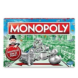 Monopoly Classique - Jeu De Societe - Jeu De Plateau - Hasbro - C10091010