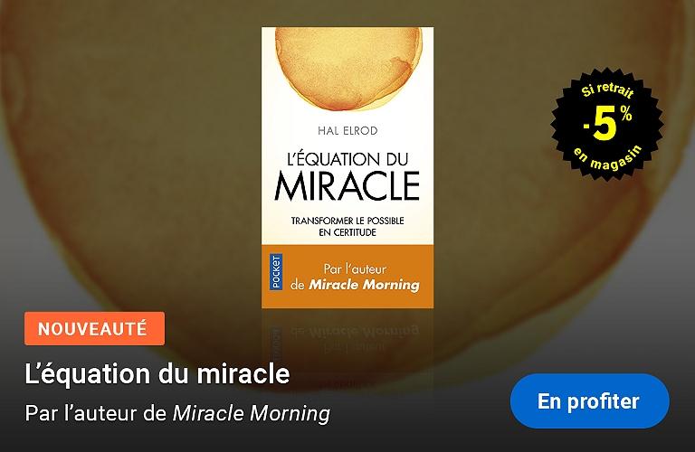 L'équation du Miracle - Sortie poche