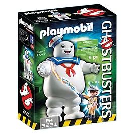 PLAYMOBIL - Fantôme Stay Puft Et Stantz - Ghostbusters - 9221