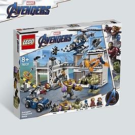 LEGO® Marvel Super HeroesTM - L'attaque du QG des Avengers - 76131 - 76131