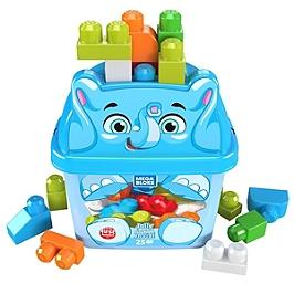 Mega Bloks - Coffret Animal Eléphant - Briques De Construction - 12 Mois Et + - Mega Bloks - GPG21