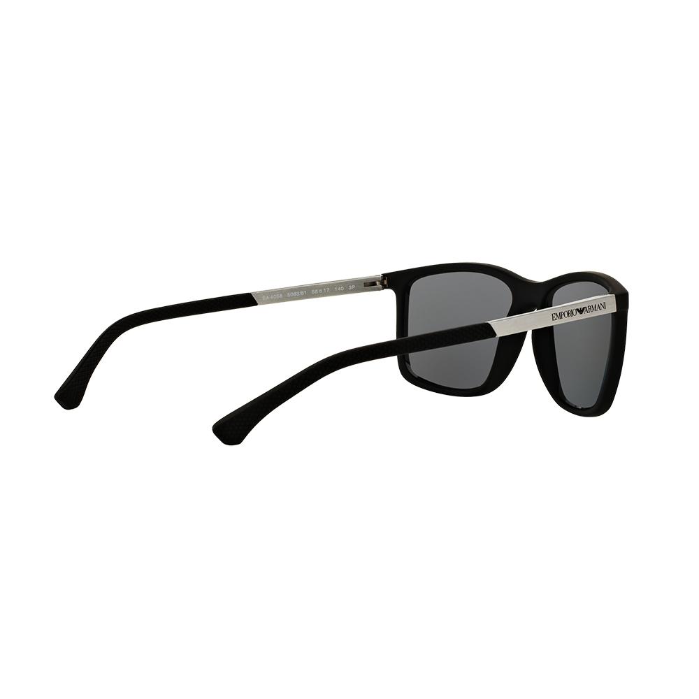 506381 Armani E leclerc Emporio Optique Ea4058 Noir kP8n0Ow