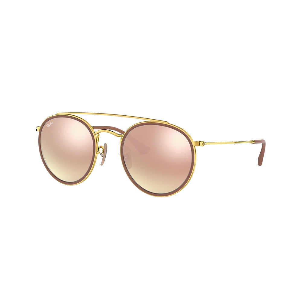 034358fa72 Lunettes de soleil. > Ray Ban >. ROUND DOUBLE BRIDGE RB3647N 001/7O.  ×Close. 0RB3647N__001_7O_030A. 0RB3647N__001_7O_000A