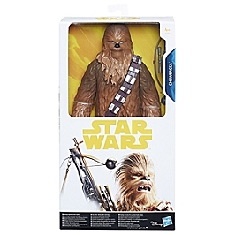 Star Wars Han Solo - Figurine Titan 30Cm Chewbacca - Star Wars - E2988EU40