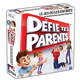 DEFIE TES PARENTS - 6041053