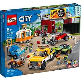 Lego® City - L'atelier De Tuning - 60258 - 60258
