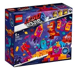 Lego® Movie - La Boîte À Construire De La Reine Aux Mille Visages ! - 70825 - 70825