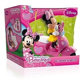 Minnie - Scooter Radiocommandé - Disney - Minnie - 180673