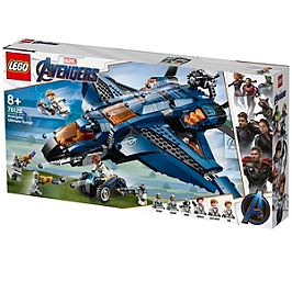Lego® Marvel Super Heroes - Le Quinjet Des Avengers - 76126 - 76126