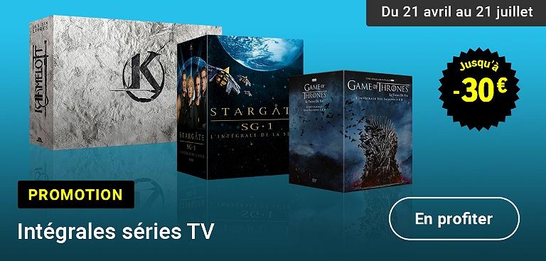 Promo intégrales séries