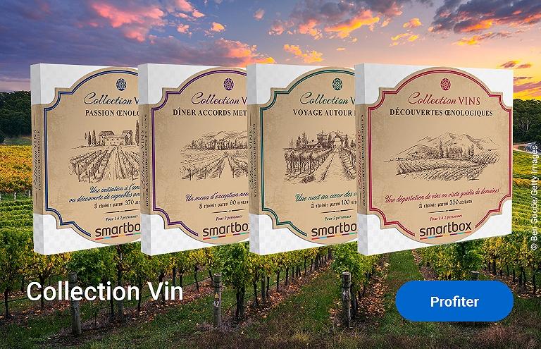 Collection Vin Smartbox