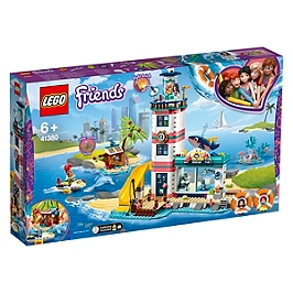 Lego® Friends - Le Centre De Sauvetage Du Phare - 41380 - 41380