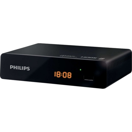 d codeur tnt hd philips dtr3000 e leclerc high tech. Black Bedroom Furniture Sets. Home Design Ideas