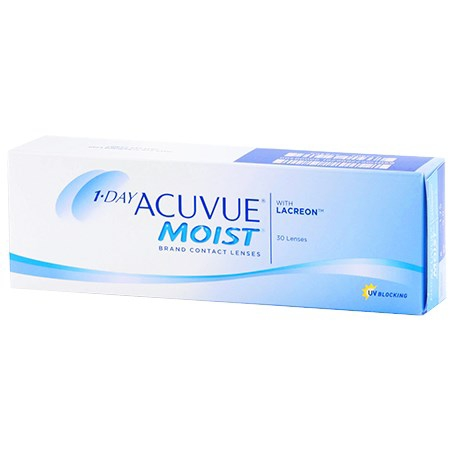 lentilles 1 Day Acuvue MOIST 30 ?? 1 Day Acuvue Moist 30