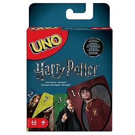 Mattel Games - Uno Harry Potter - Jeu De Société - 7 Ans Et + - Uno - FNC42
