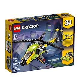 LEGO® Creator - L'aventure en hélicoptère - 31092 - 31092