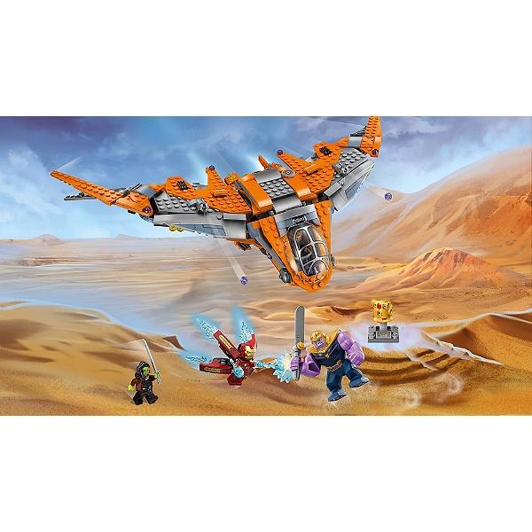 76107 Super Lego® De Thanos Combat Ultime Marvel Heroestm Le iuOPkXZ