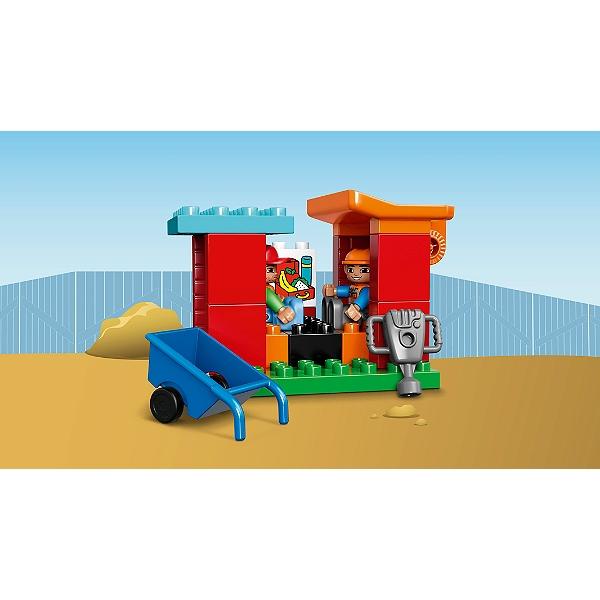 Ville Lego® Duplo® 10813 Ma Le Grand Chantier ED29eWIHYb