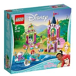 LEGO® Disney Princess - La célébration royale d'Ariel, Aurore et Tiana - 41162 - 41162