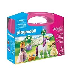 Valisette Princesses avec licorne - 70107