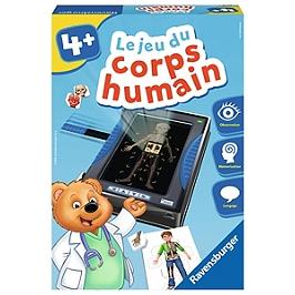 Le Jeu Du Corps Humain - Aucune - 4005556241163