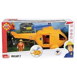 Sam le Pompier - Hélicoptère Wallaby 2 - Sam le Pompier - 109251002002