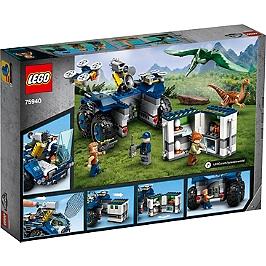 Lego® Jurassic World - L'évasion Du Gallimimus Et Du Ptéranodon - 75940 - 75940