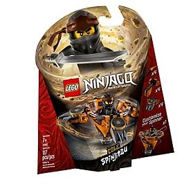 Lego® Ninjago® - Toupie Spinjitzu Cole - 70662 - 70662